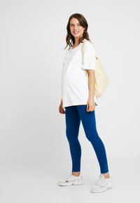 Esprit Maternity - Legging - bright blue - 1