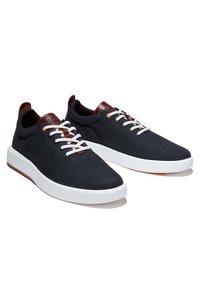 Timberland - EARTHKEEPERS+ TRUECLOUD CANVAS - Sneakers - dark-blue denim - 2