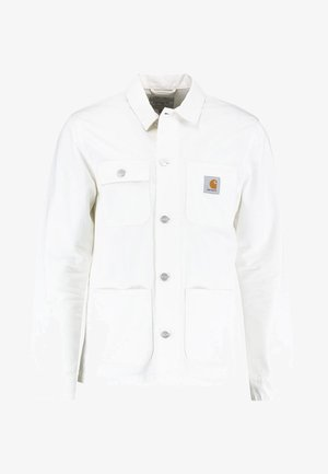 MICHIGAN CHORE NEWCOMB - Korte jassen - off-white