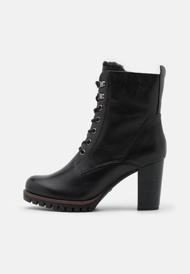 Veterboots - black antic