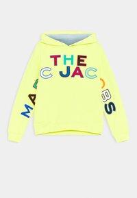 The Marc Jacobs - HOODED - Sweatshirt - lemon - 0