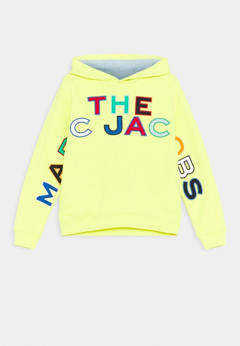 The Marc Jacobs - HOODED - Sweatshirt - lemon