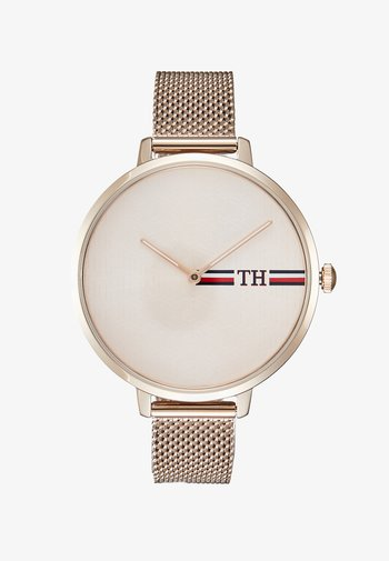 CASUAL - Watch - roségold-coloured
