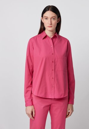 EMANEW - Button-down blouse - pink