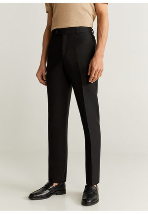 FLORIDA-I - Suit trousers - zwart