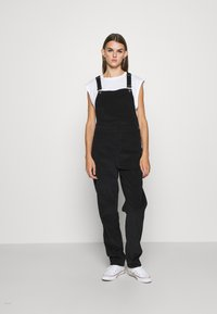 Roxy - ANYWHERE ELSE - Dungarees - anthracite - 0