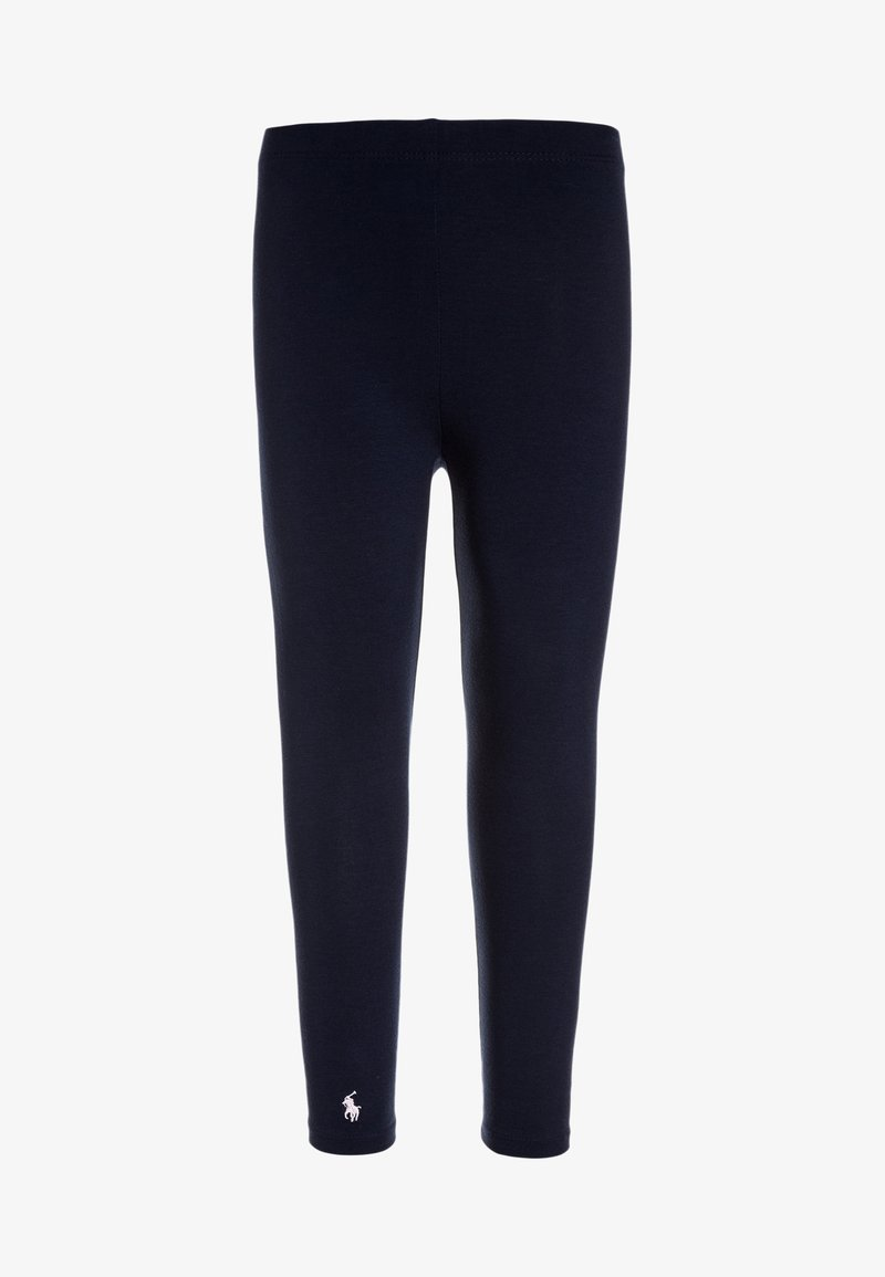 Polo Ralph Lauren - BIG SOLID BOTTOMS - Leggings - Trousers - french navy