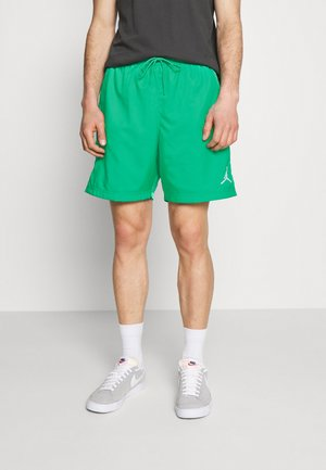 JUMPMAN POOLSIDE - Shorts - stadium green/white