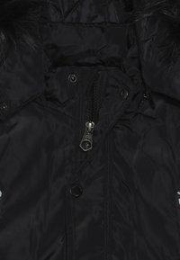 Lemon Beret - TEEN BOYS JACKET - Winter jacket - black - 4