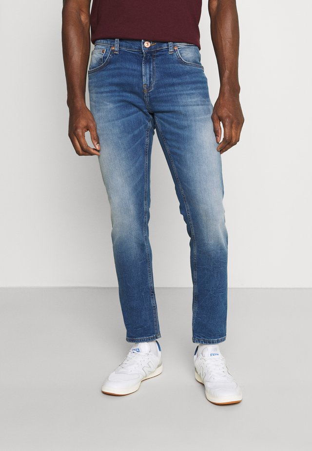 SMARTY - Slim fit jeans - vinson wash