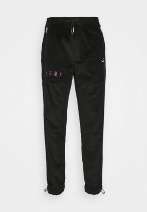 NITE MARAUDER TRACK PANTS UNISEX - Tracksuit bottoms - black