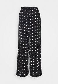 Masai - PERINUS - Trousers - black - 1