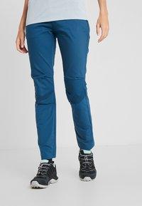 Salewa - FANES  - Trousers - poseidon - 0