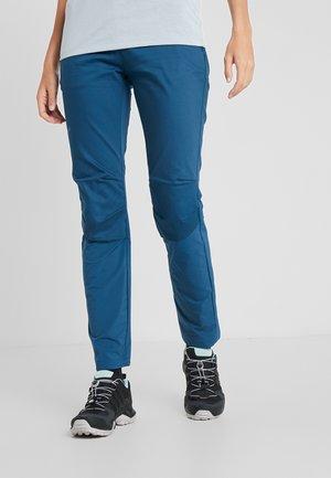 FANES  - Trousers - poseidon