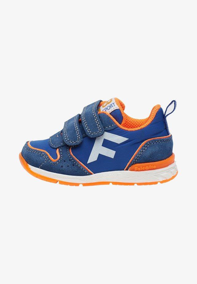 HACK VL - Sneakers basse - blue