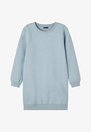 Jumper dress - dusty blue