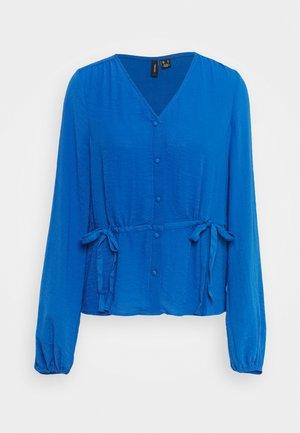 VMZIGGA TIE - Blus - nautical blue