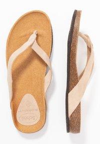 Scholl - TISTOIS - Flip Flops - beige - 3