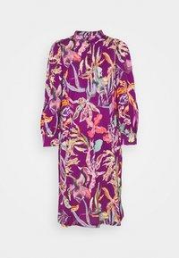 Marc Cain - Jersey dress - purple - 0