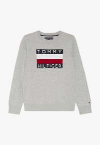Tommy Hilfiger - ESSENTIAL GRAPHIC  - Jumper - grey - 2