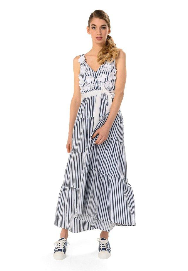 Korte jurk - blu