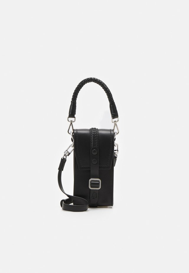 CARTRIDGE BAG UNISEX - Sac bandoulière - black
