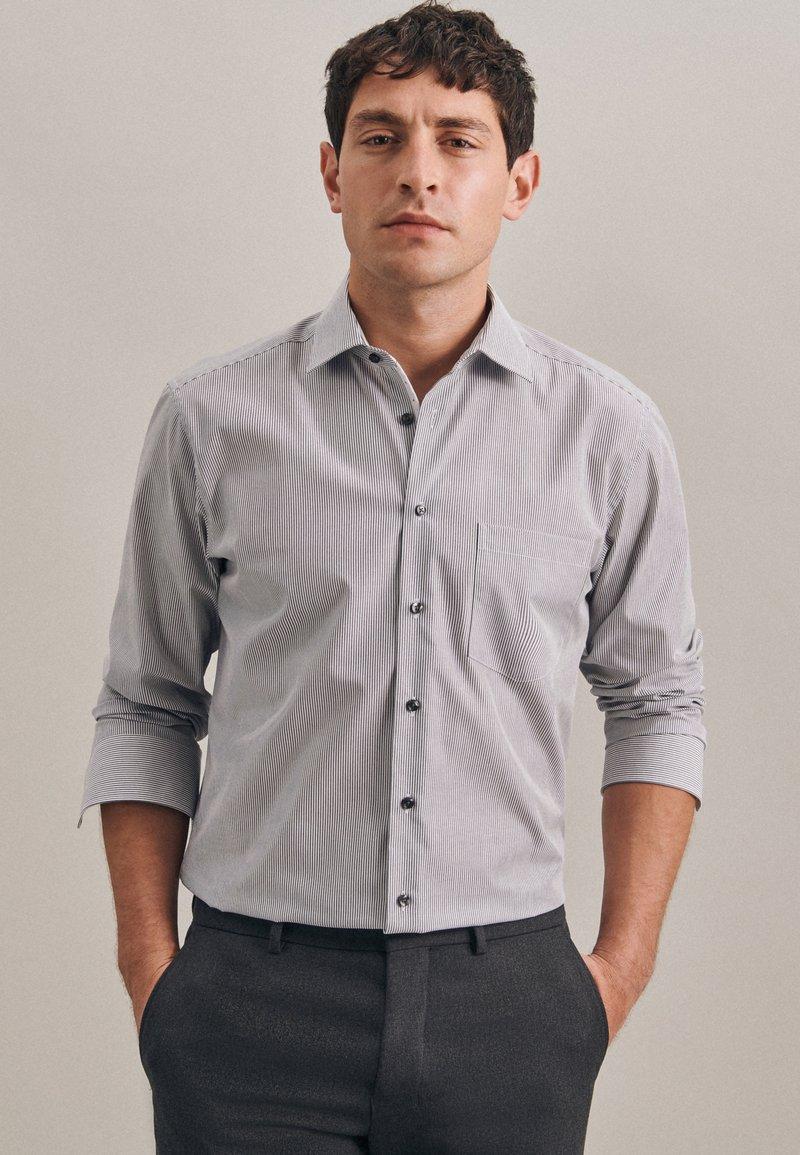 Seidensticker - Formal shirt - schwarz