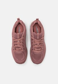 Skechers Sport - GRACEFUL - Trainers - mauve - 5