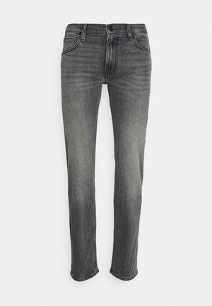 DAREN ZIP FLY - Straight leg jeans - mid worn magnet
