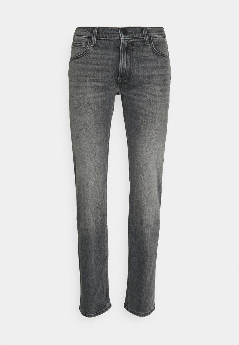 Lee - DAREN ZIP FLY - Jeans straight leg - mid worn magnet
