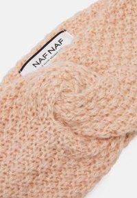 NAF NAF - BOIS DE ROSE - Ear warmers - light pink - 2