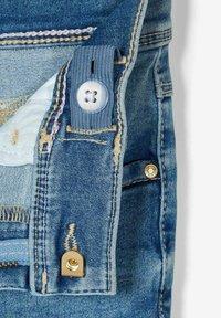 Name it - HIGH WAIST SKINNY FIT - Jeans Skinny Fit - light blue denim - 3
