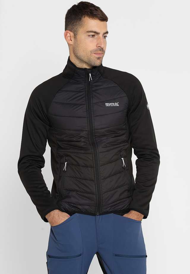 BESTLA HYBRID - Kurtka Outdoor - black