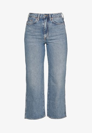 Relaxed fit jeans - pop blue