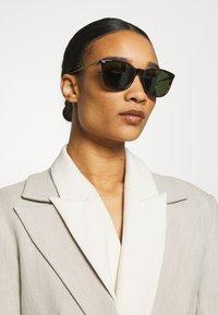 Polo Ralph Lauren - Sluneční brýle - dark havana - 2