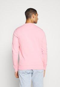 Tommy Jeans - LIGHT CREW - Sweatshirt - rosey pink - 2