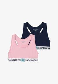 Calvin Klein Underwear - 2 PACK - Korzet - pink - 3