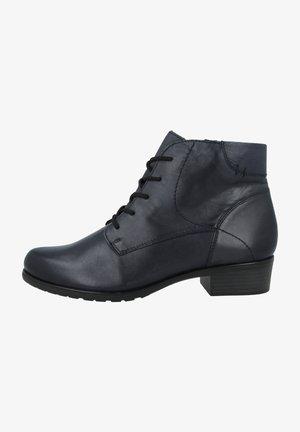 Ankle boots - blue (d6877-14)