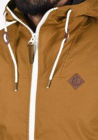 Solid - TILLY - Light jacket - cinnamon - 3