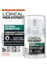 L'Oréal Men Expert - HYDRA SENSITIVE BIRCH SAP CARE 50ML - Face cream - - - 1