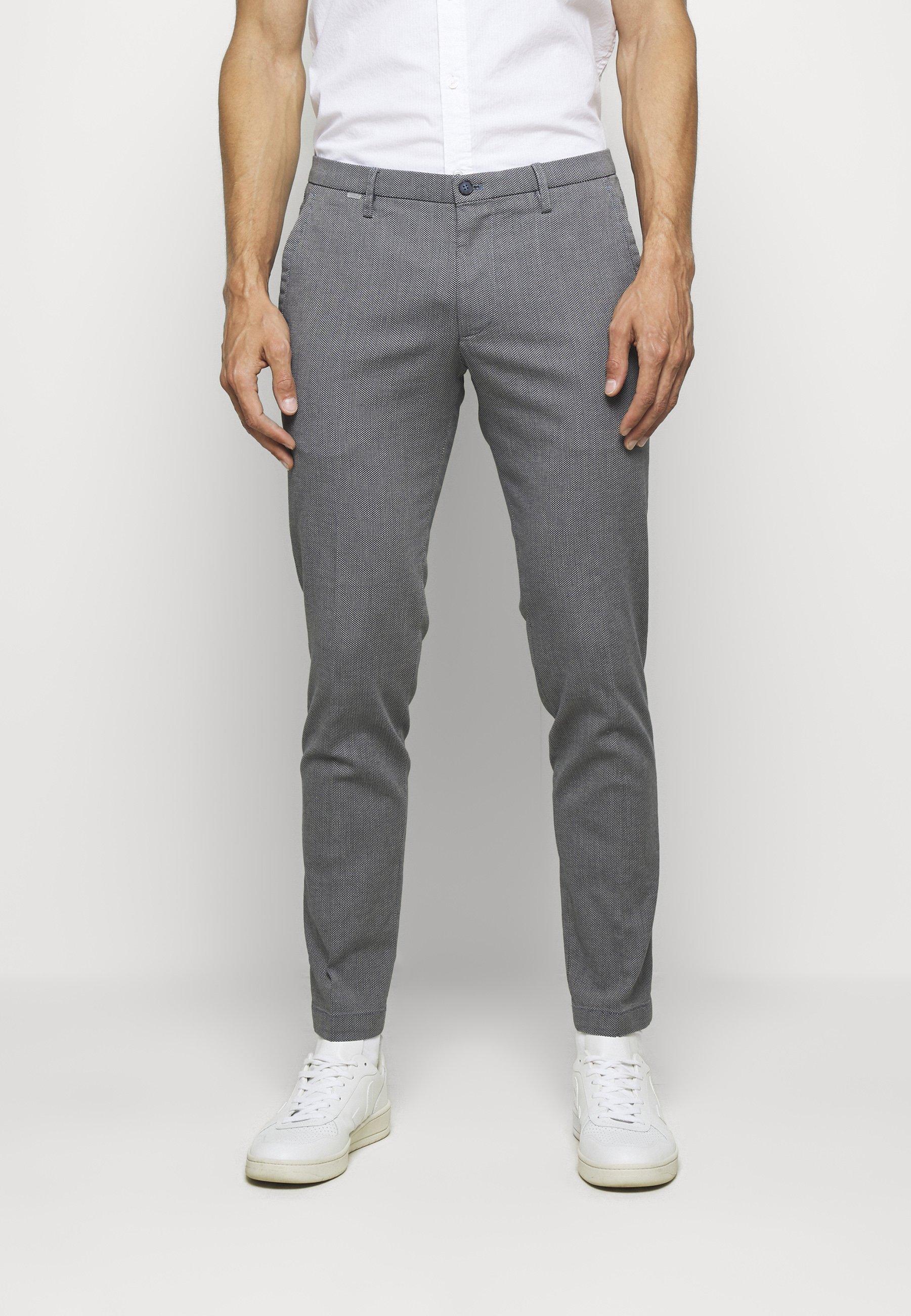 Homme CIBRODY TROUSER - Pantalon classique
