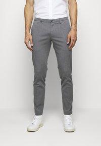 Cinque - CIBRODY TROUSER - Trousers - blue - 0