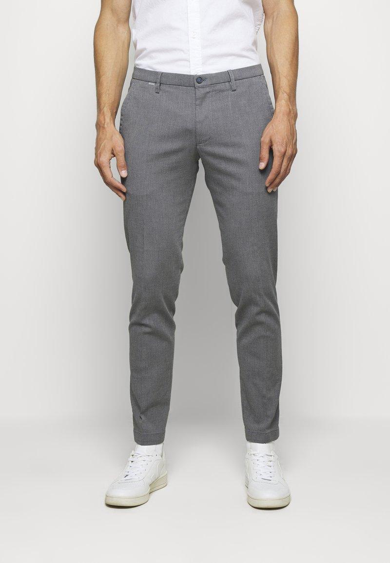 Cinque - CIBRODY TROUSER - Trousers - blue