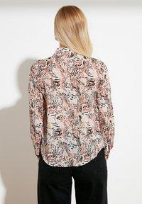 Trendyol - Button-down blouse - white - 1