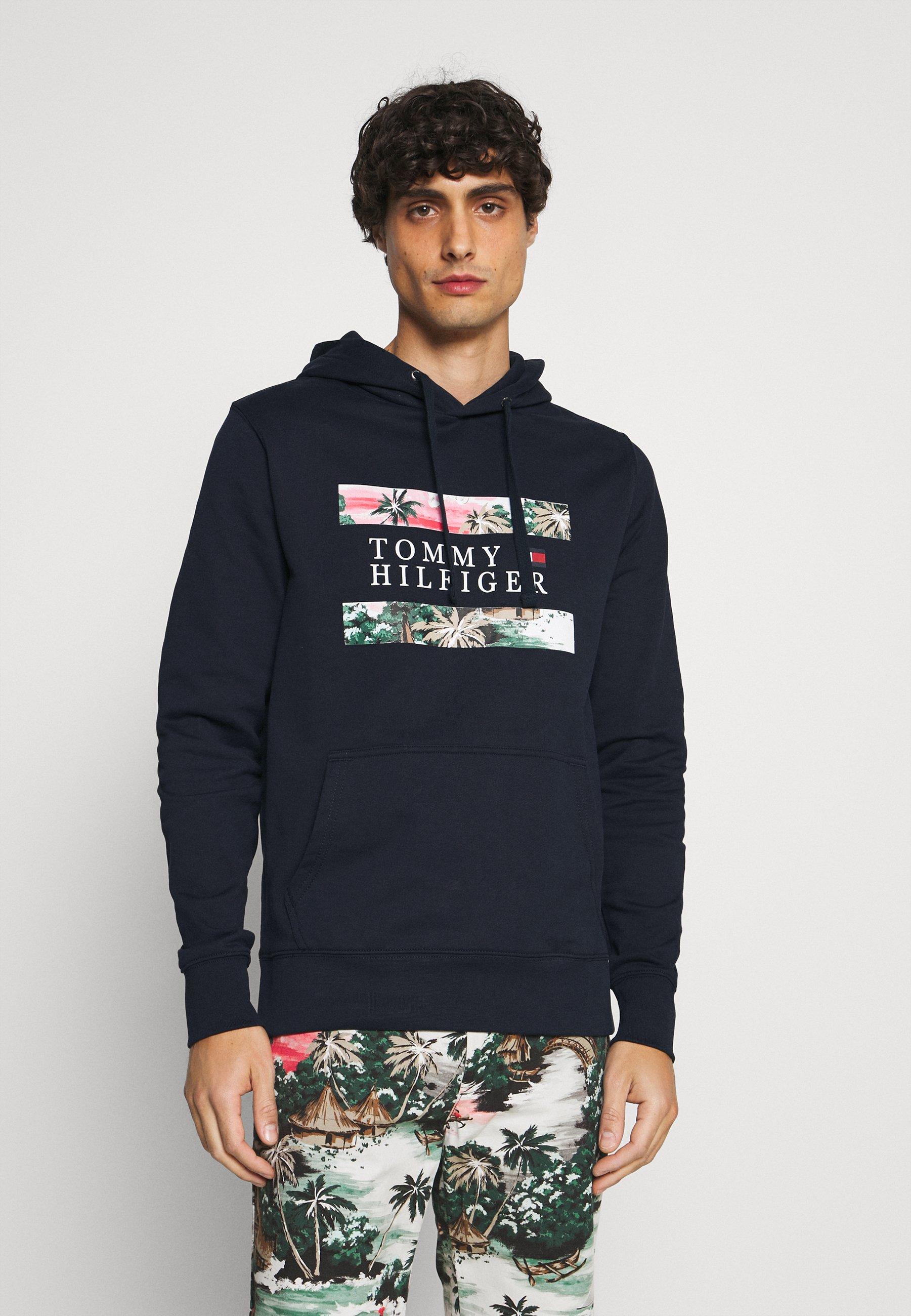 Men HAWAIIAN FLAG HOODY - Sweatshirt