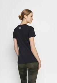 Kari Traa - NORA TEE - Print T-shirt - black - 2