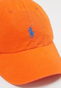 Polo Ralph Lauren - HAT UNISEX - Cap - sailing orange - 5