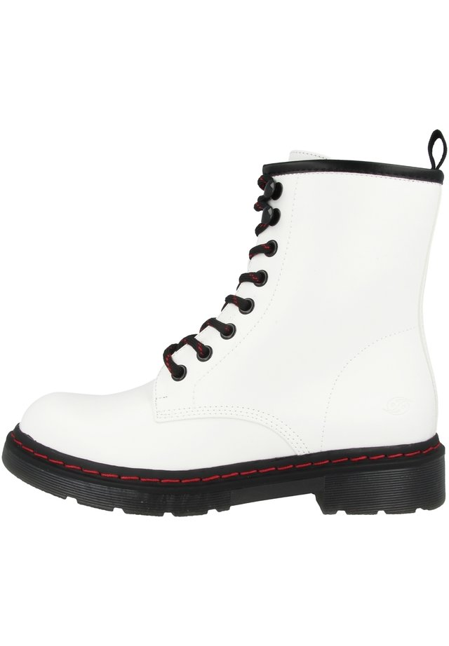Bottines à lacets - white (45ts201-600500)