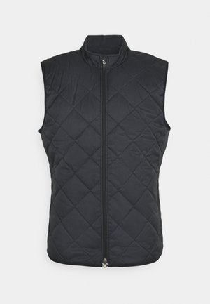 VEST - Vesta - black/smoke grey