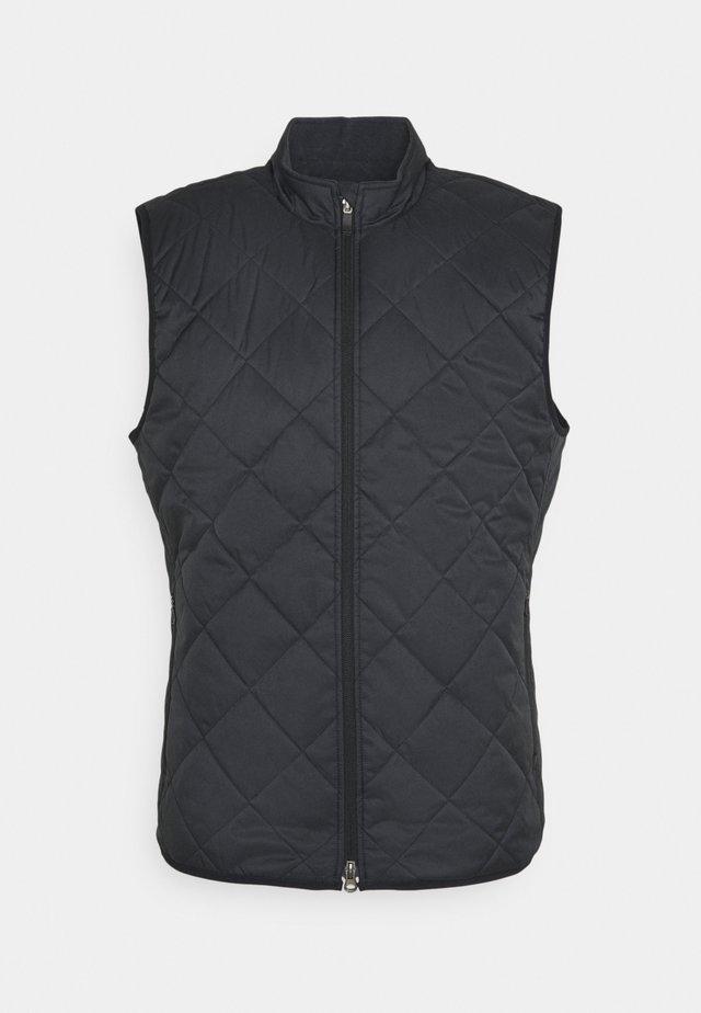 VEST - Bodywarmer - black/smoke grey